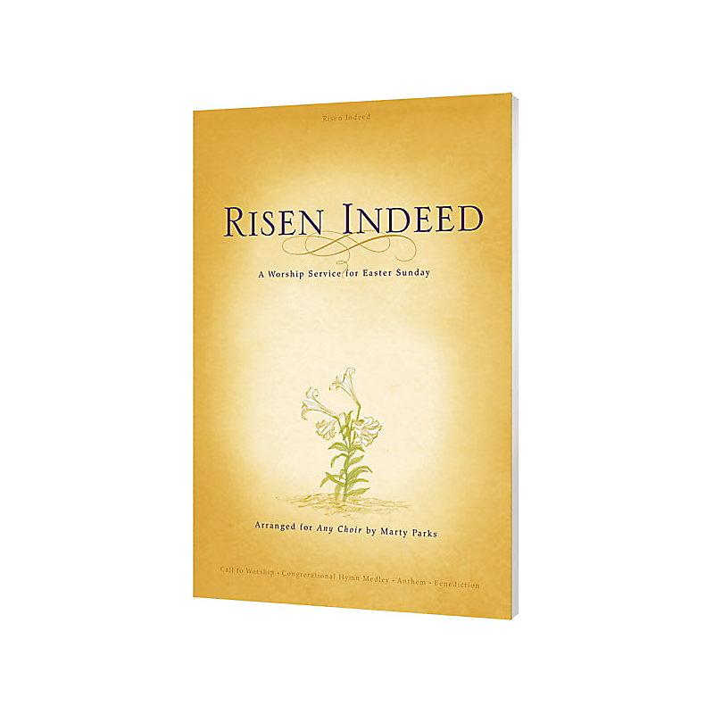 Risen Indeed - Split-Track Accompaniment CD