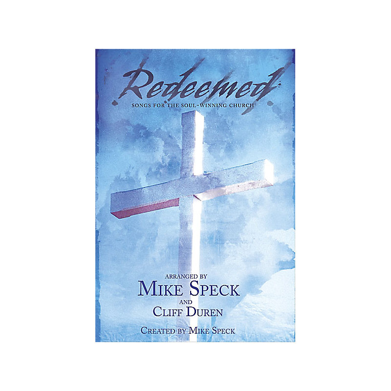 Redeemed - Stereo Accompaniment CD