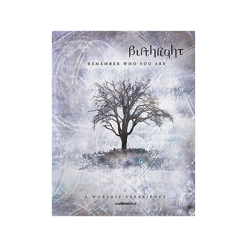 Birthright - Choral Book