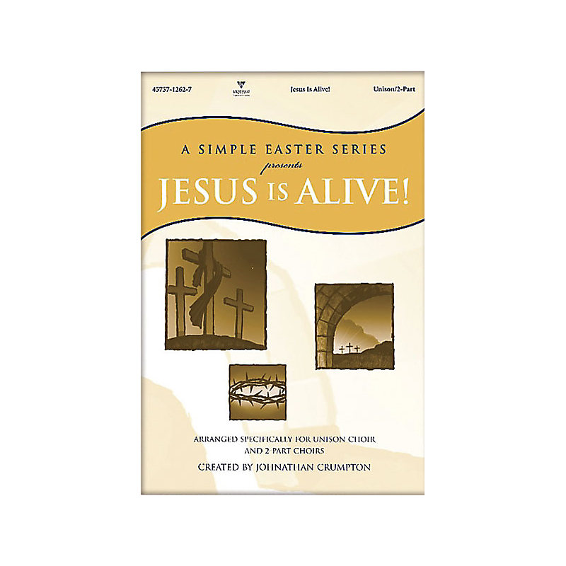 Jesus Is Alive CD Preview Pack
