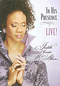 In His Presence Live!