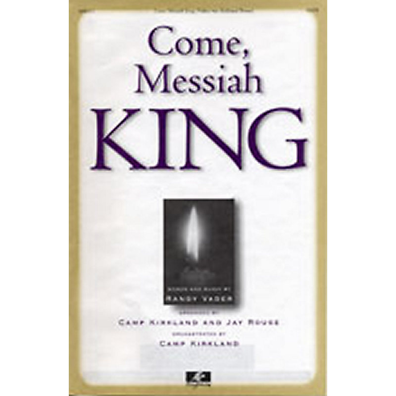 Come Messiah King - Anthem Orchestration