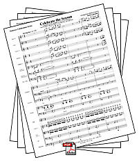 Holy, Holy, Holy - Digital Orchestration (Document Download)
