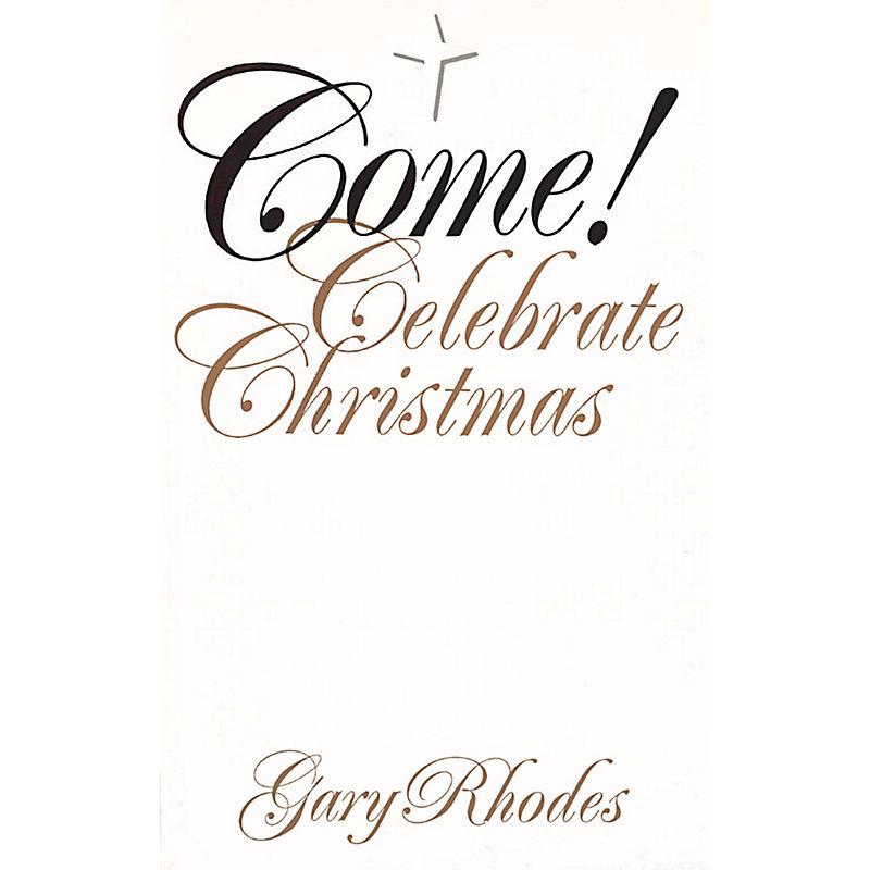 Come! Celebrate Christmas – Orchestration