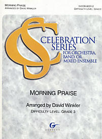 Come, Thou Fount of Every Blessing - Solo Celebration Series Ochestration (Flute)