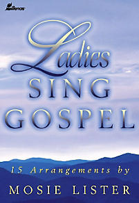 Ladies Sing Gospel Accompaniment CD (Split)