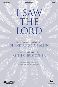 I Saw the Lord - Orchestration