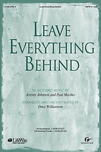 Leave Everything Behind - Orchestration