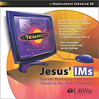 TeamKID: Jesus IMs - Replacement Enhanced CD