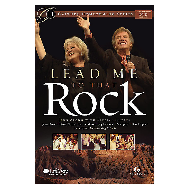 Lead Me to That Rock - Bulletins (Pack of 100)