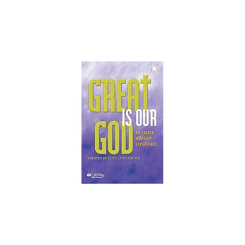 Great Is Our God - CD Promo Pak
