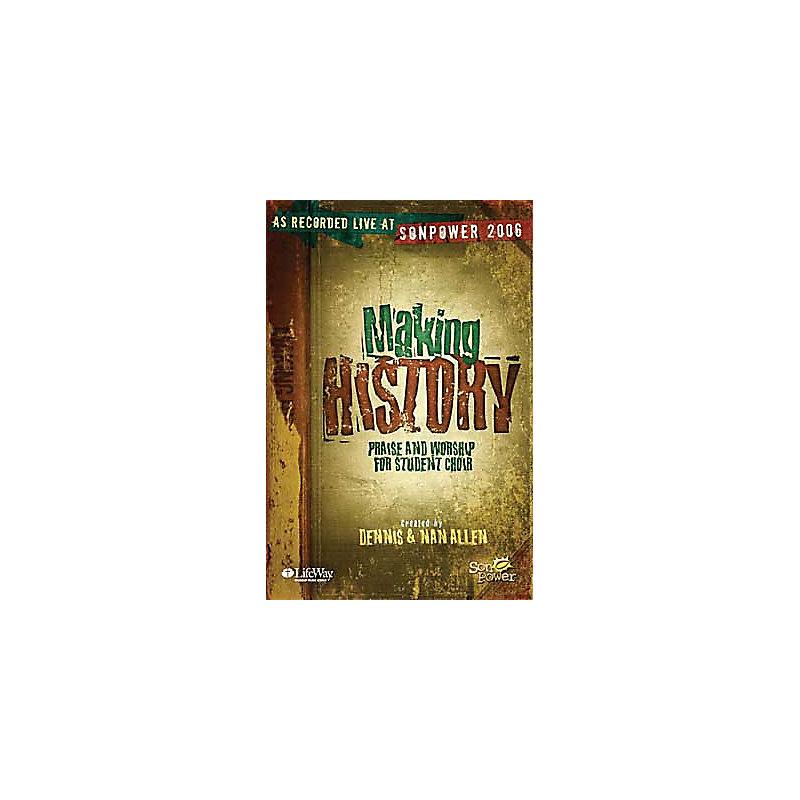 Making History - Listening CD
