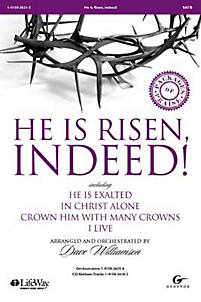 He Is Risen, Indeed! (Package of Praise) - Orchestration