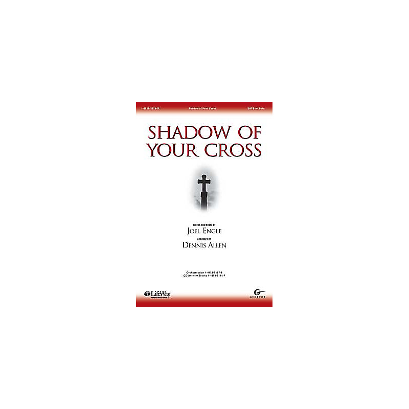 The Shadow of Your Cross - CD Anthem Track
