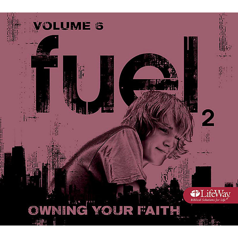 FUEL2: Vol 6 Small Group Leader (CD)