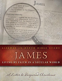 LifeWay In-Depth Bible Study: James
