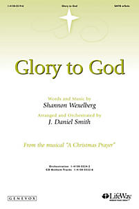 Glory to God - Orchestration