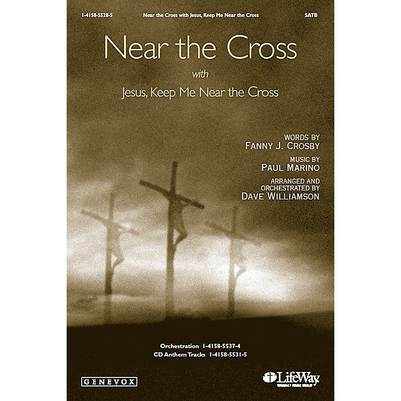 Near the Cross - Orchestration