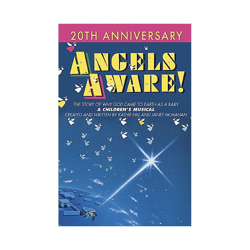 Angels Aware! Accompaniment CD (Split)