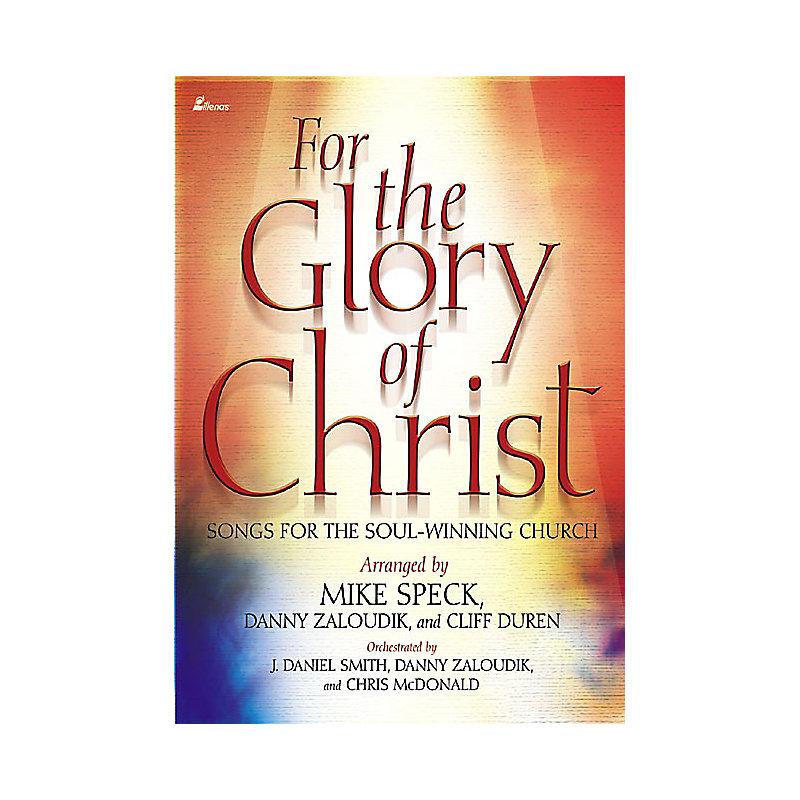 For the Glory of Christ Accompaniment CD (Split)