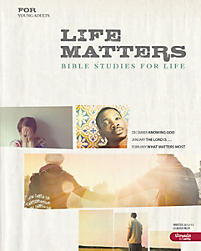 Bible Studies for Life: LifeMatters Leader Pack - Winter 2013