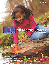 Bible Teaching for Kids: 1st and 2nd Graders Leader Guide - Fall 2012