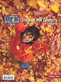 Bible Teaching for Kids: 3rd & 4th Graders Learner Guide - Fall 2012