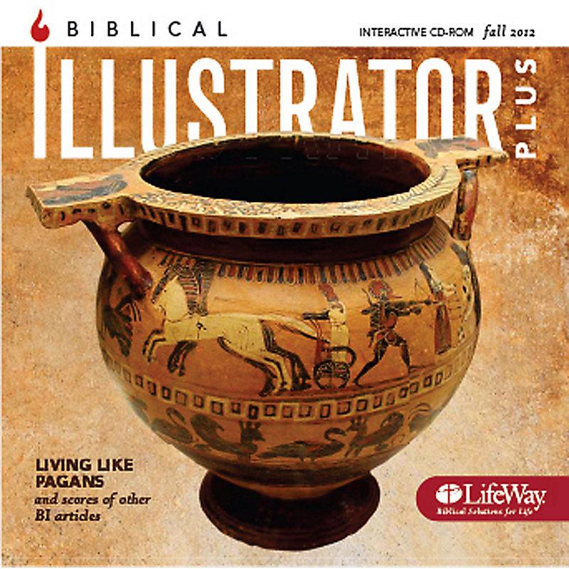 Biblical Illustrator Plus CD - Fall 2012