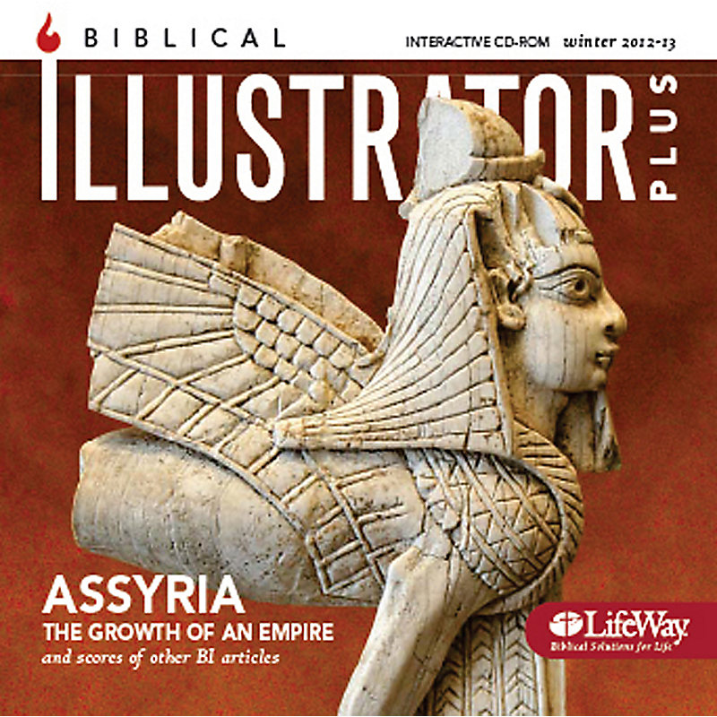Biblical Illustrator Plus CD - Winter 2013