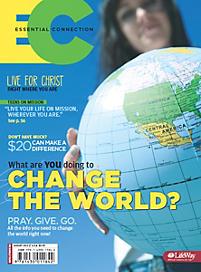 ec: Essential Connection - August 2012