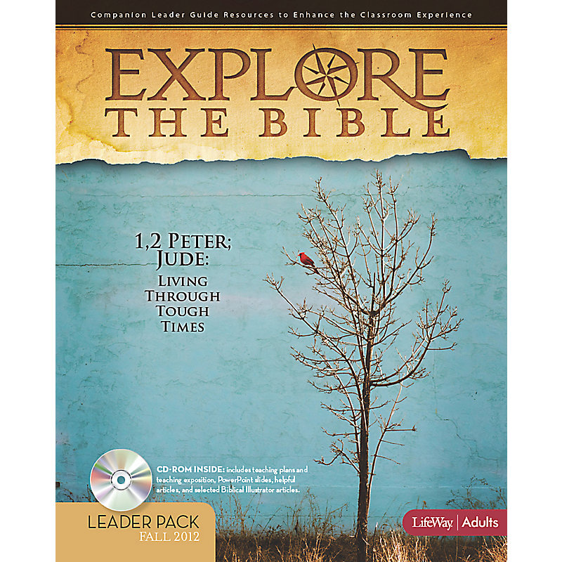 Explore the Bible: Leader Pack - Fall 2012