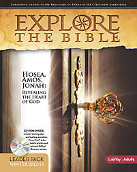 Explore the Bible: Leader Pack - Winter 2013