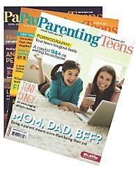 Parenting Teens - Winter 2013 Bundle