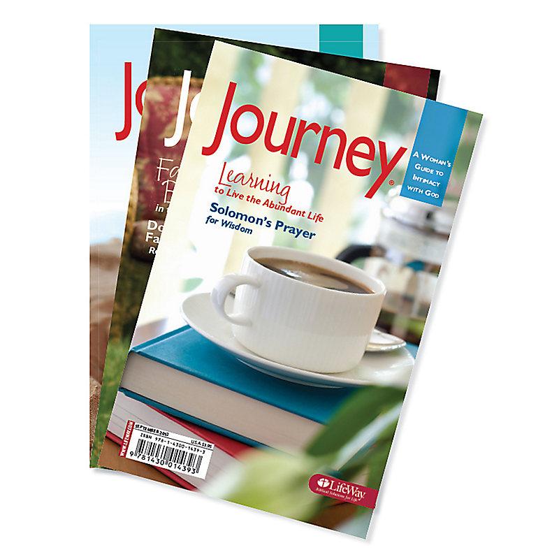 Journey - Fall 2012 Bundle
