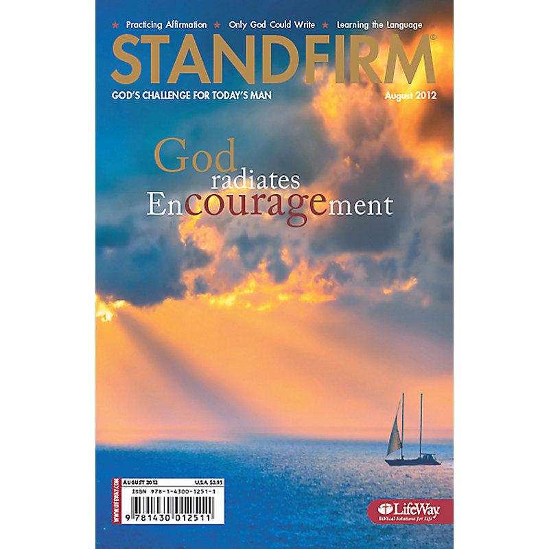 Stand Firm - August 2012
