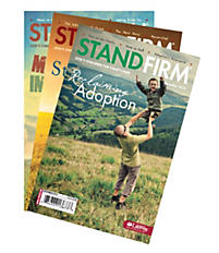 Stand Firm - Winter 2013 Bundle