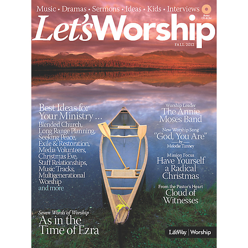 Let's Worship - Fall 2012