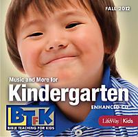 Bible Teaching for Kids: Music and More for Kindergarten Enhanced CD - Fall 2012