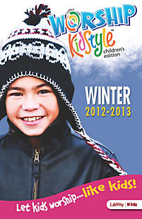 Worship KidStyle: Children All-In-One Pack - Winter 2013
