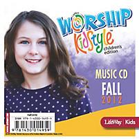 Worship KidStyle: Children Music CD - Fall 2012