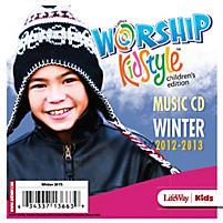 Worship KidStyle: Children Music CD - Winter 2013