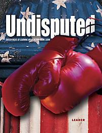 Undisputed - Leader Guide