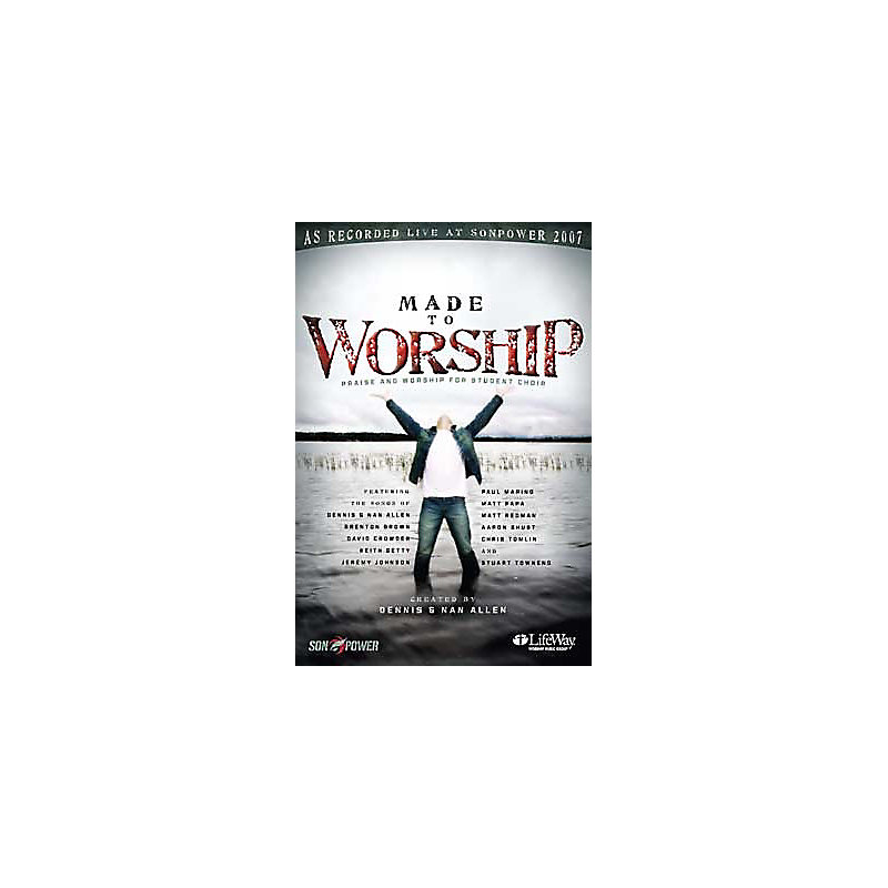 Made to Worship - Choral Book