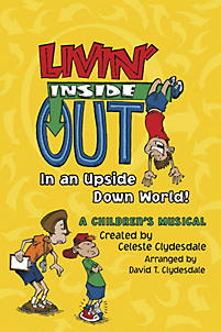 Livin' Inside Out In An Upside Down World Book/CD Pack