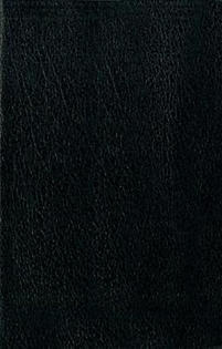 Compact Thinline Reference Bible-NIV                                                                                                                   (Black)