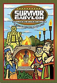 Survivor Babylon - Accompaniment CD