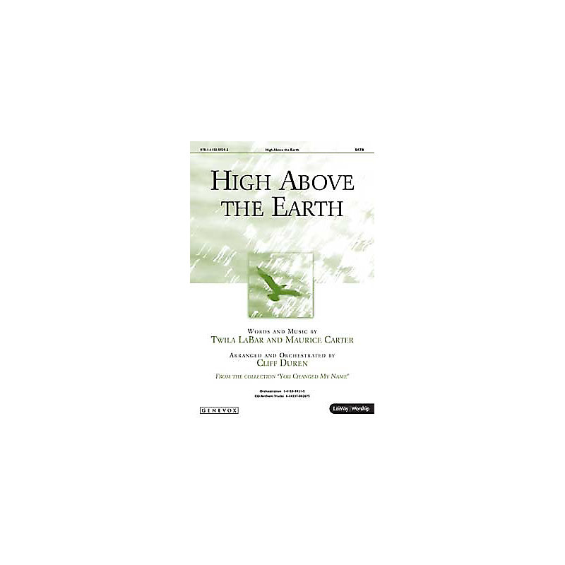 High Above the Earth - CD-ROM Orchestration