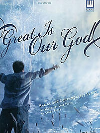 Great Is Our God - Keyboard Book