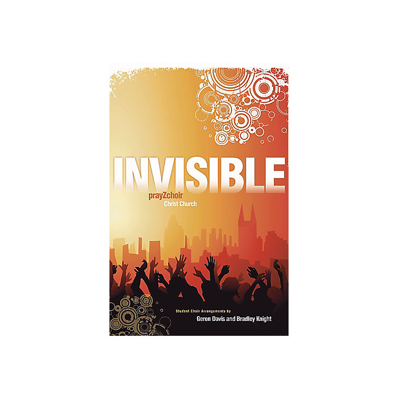 Invisible Book/CD Pack