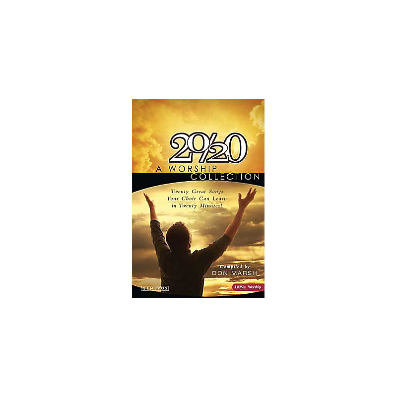 20/20: A Worship Collection - Orchestration